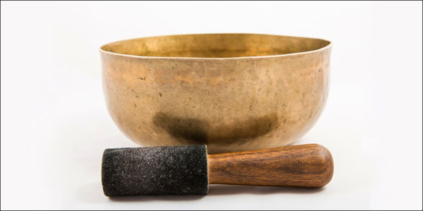 Why singing bowls are not designed to do space clearing