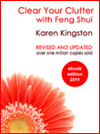 Clear Your Clutter with Feng Shui, ebook edition 2011