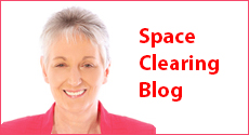 Space Clearing Blog